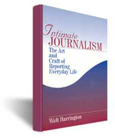 Intimate Journalism book.